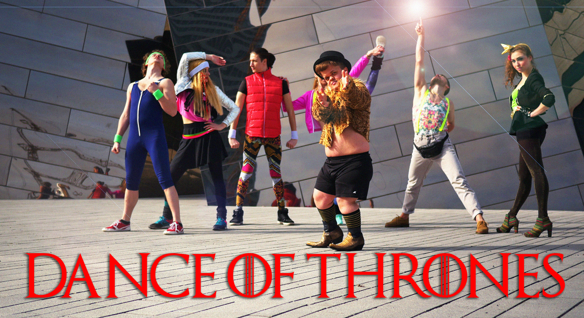 Dance of Thrones Cover